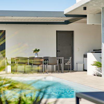 Création d'une maison individuelle avec piscine à Anglet 1