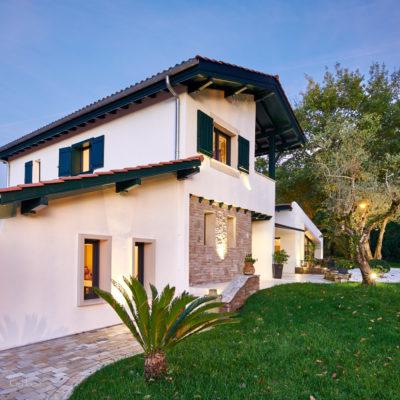 Rénovation extérieure d'une maison à Lahonce au Pays Basque 4