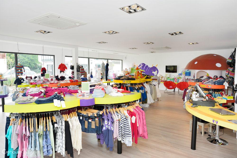 b588fec331075 Agence CréHouse - Magasin de vêtements enfants