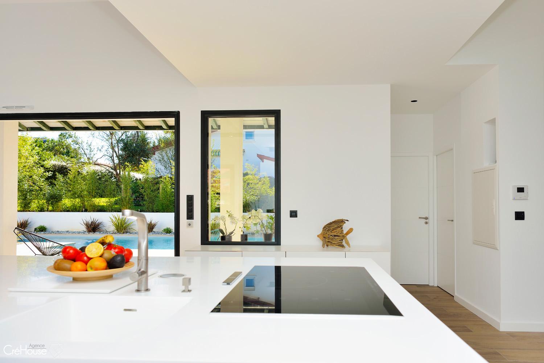 construction-villa-architecture-contemporaine-deco-interieur ...