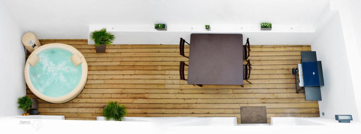 agence cr house r novation d 39 une maison de ville. Black Bedroom Furniture Sets. Home Design Ideas