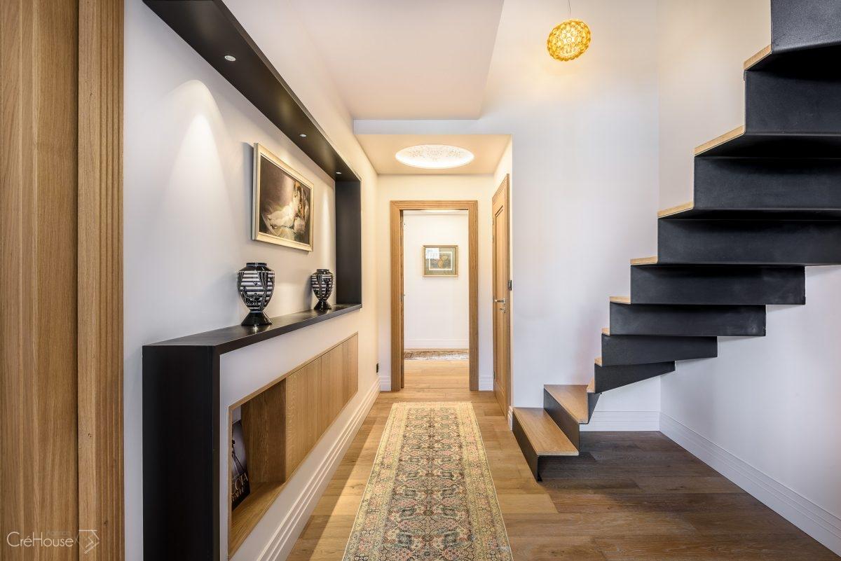 agence cr house r novation d 39 une maison individuelle biarritz. Black Bedroom Furniture Sets. Home Design Ideas
