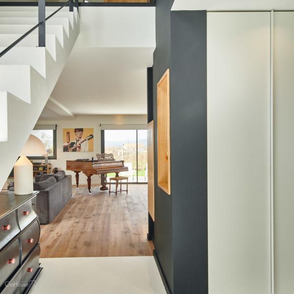 Escalier Maison Bidart