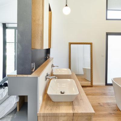 Salle de bain 2 maison Bidart