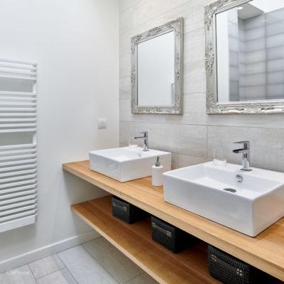 Salle de bain amis maison Bidart