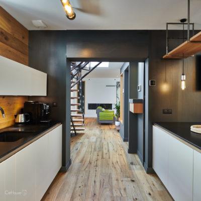 Rénovation appartement Biarritz cuisine 3