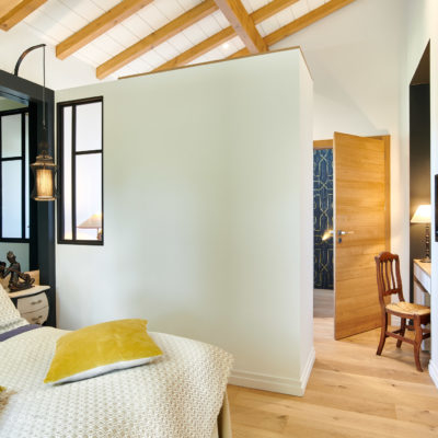 Rénovation d'une chambre à Lahonce au Pays Basque 2