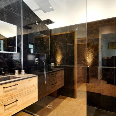 Rénovation d'une salle de bain à Lahonce au Pays Basque