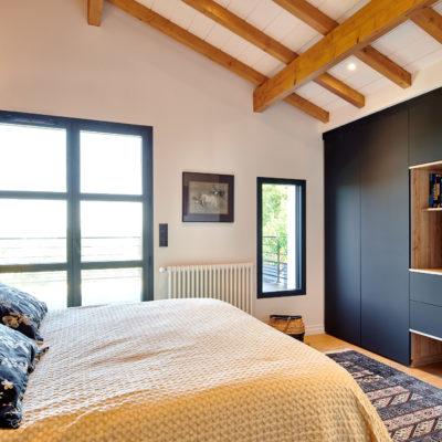 Rénovation d'une chambre à Lahonce au Pays Basque 3