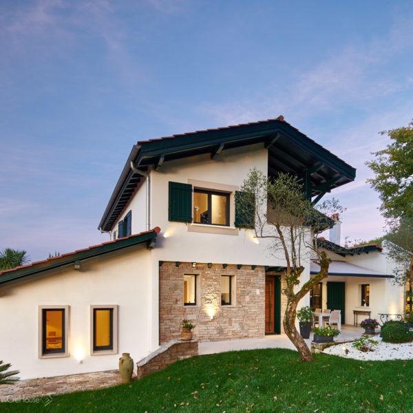 Rénovation extérieure d'une maison à Lahonce au Pays Basque 3