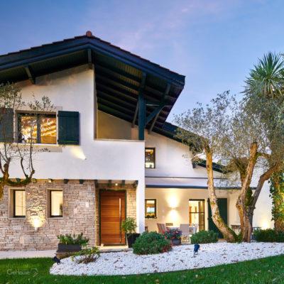 Rénovation extérieure d'une maison à Lahonce au Pays Basque 2