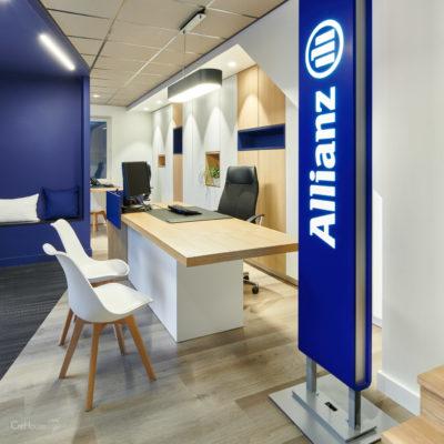 Rénovation villa Bayonne en bureaux