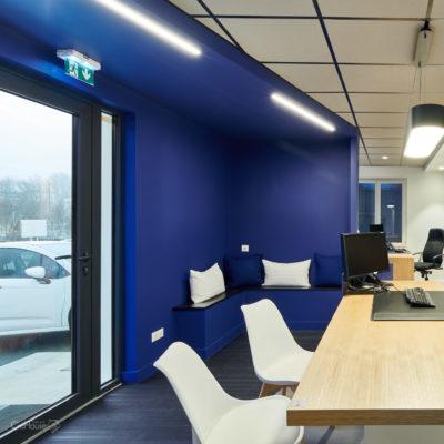 Rénovation villa Bayonne en bureaux 4