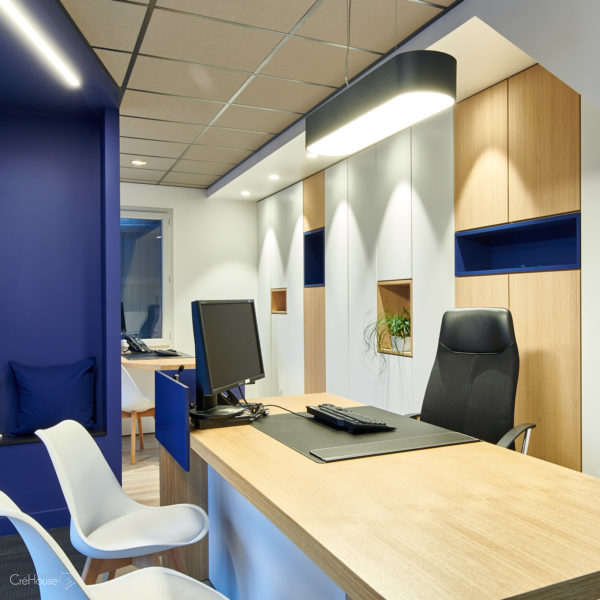 Rénovation villa Bayonne en bureaux 5