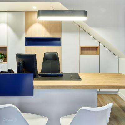 Rénovation villa Bayonne en bureaux 8