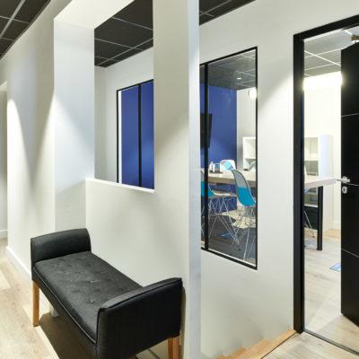 Rénovation villa Bayonne en bureaux 9