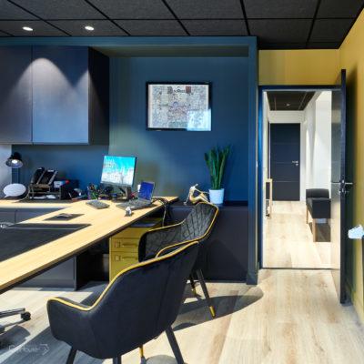 Rénovation villa Bayonne en bureaux 11