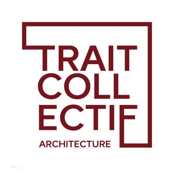 Logo TRAIT COLLECTIF rouge