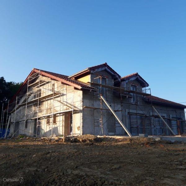 Rénovation d'une ferme à Bardos