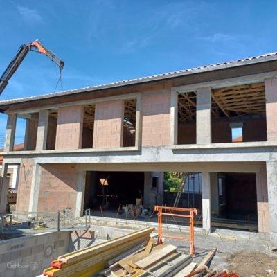 Création d'une maison individuelle à Biarritz
